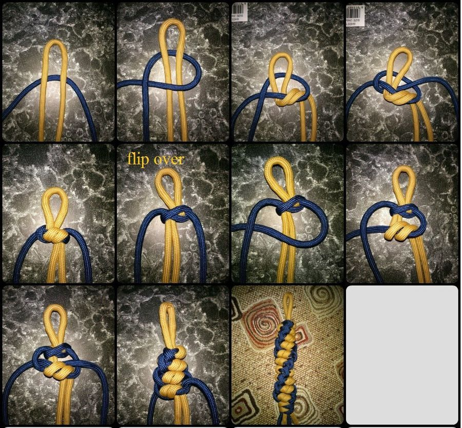 Stairway to Heaven - ParaCord Archive