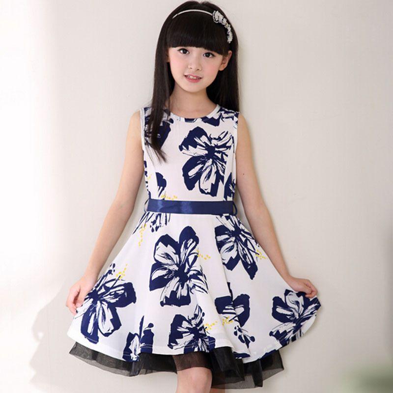 Modas de vestidos ninas