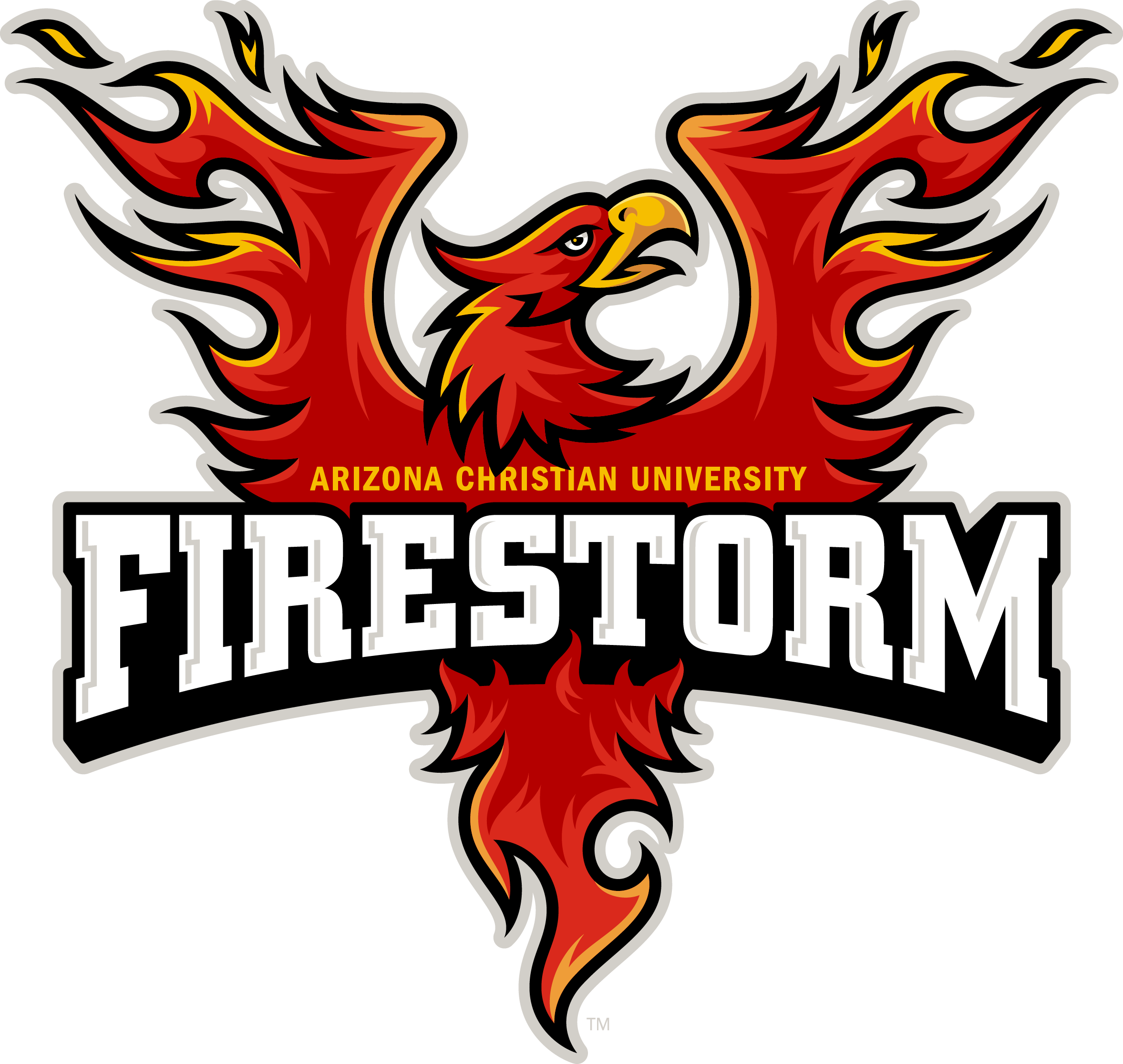 Firestorm Arizona Christian University Phoenix Div I Golden State Athletic Conference NAIA L11445
