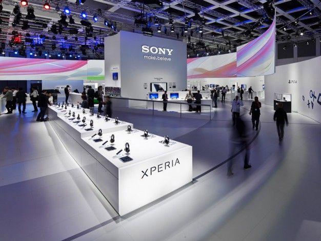 Sony - IFA Berlin 2013 | Schmidhuber | exhibition | 台