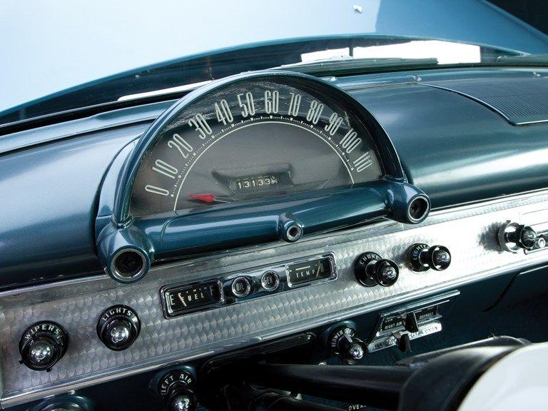 1954 Ford Crestline Skyliner Glass Top 1954 Ford Crestline Ford