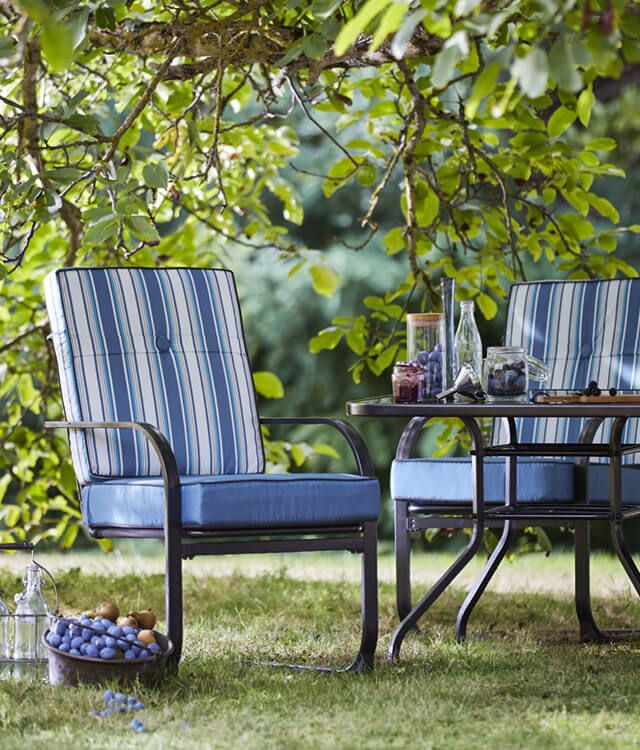 Sit back, relax and enjoy your outdoor space this summer