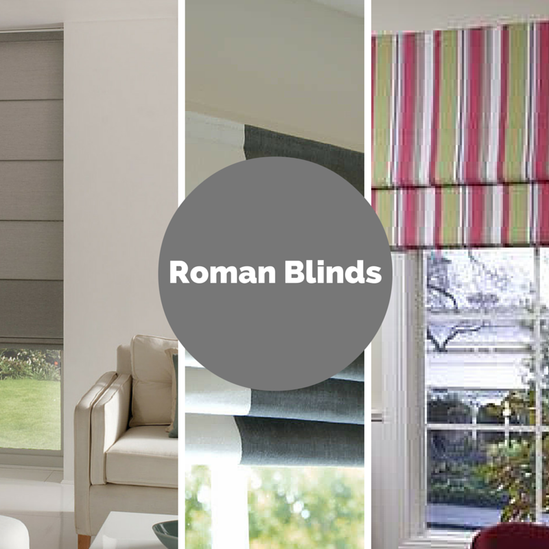Roman blinds have been around for centuries in many different forms. Today, these classic blinds are available in different styles and with various options, but they all offer many of the same characteristics at the window.