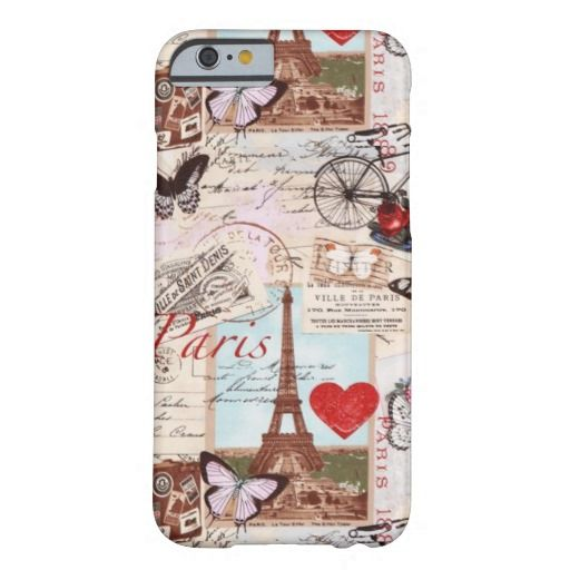 Paris Style IPHONE 6/6S CASE