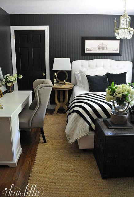 Dear Lillie Guest Bedroom Http Hackthehut Com 35 Office Space