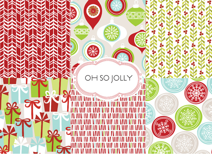 Oh-So-Jolly by Andrea Victoria