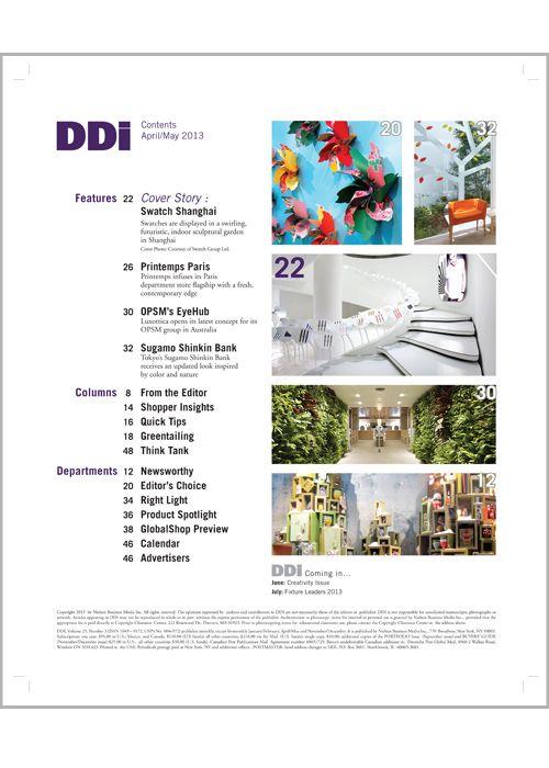 DDI + Impressions Magazines - ericlanedavis.com | Advertising ...