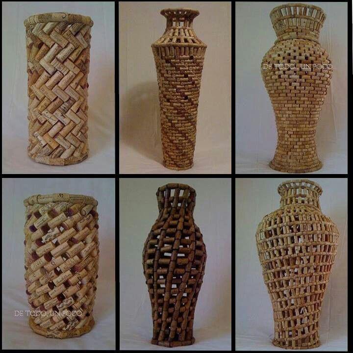 wine cork craft ideas | Made from old wine corks | Craft Ideas