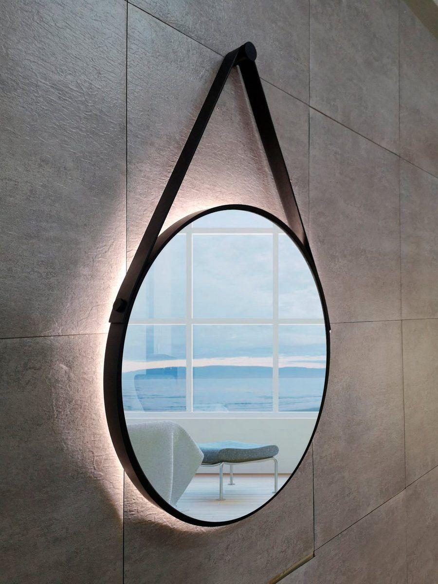 Talos Badspiegel Black Light O 50 Cm Runder Spiegel Mit Beleuchtung Online Kaufen Otto Spiegel Mit Beleuchtung Badspiegel Bad Spiegel Beleuchtung