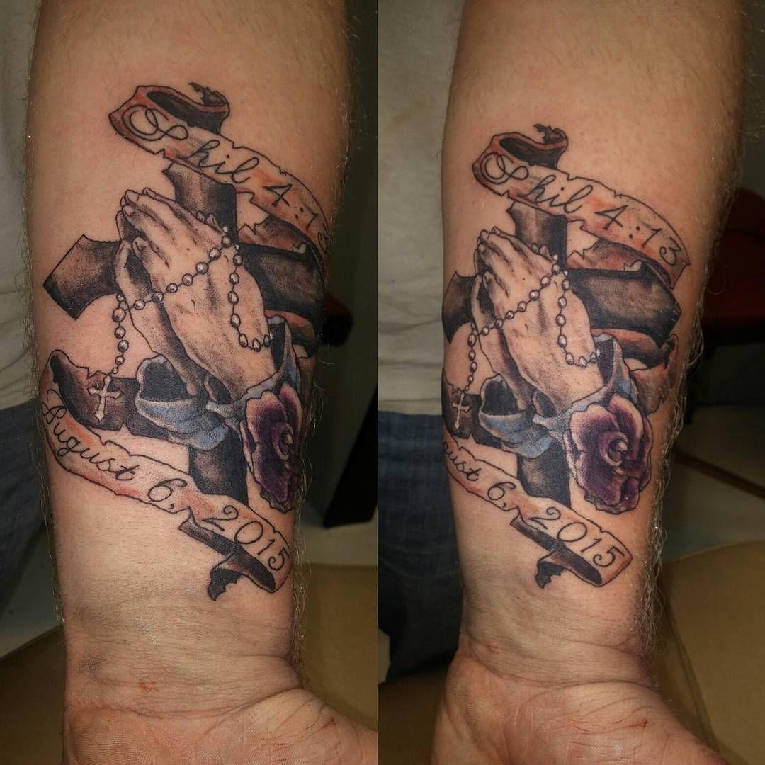 cool Top 100 praying hands tattoo - http://4develop.com.ua/top-100-praying-hands-tattoo/ Check more at http://4develop.com.ua/top-100-praying-hands-tattoo/