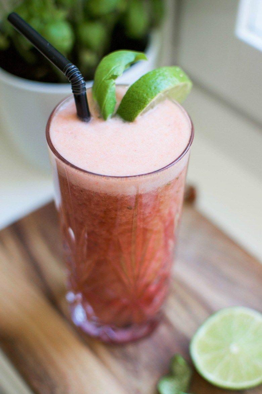 Strawberry rhubarb virgin mimosa+rhubarb recipe inspiration | Vibrant Food  Stories Gluten Free Vegan,