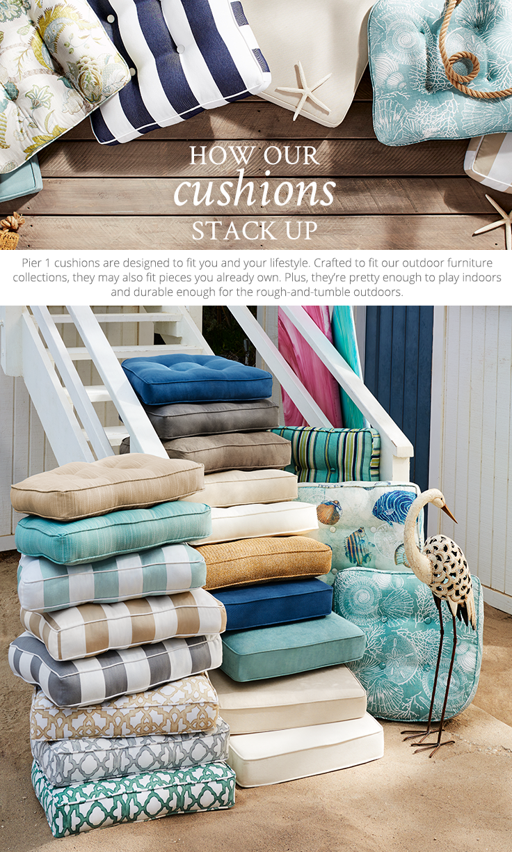 pier 1 outdoor cushions