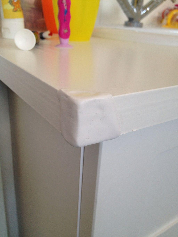 How To Repair Flaking Formica On Worktop Sugru Work Tops Formica