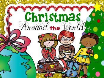 christmas around the world powerpoints kindergarten school and