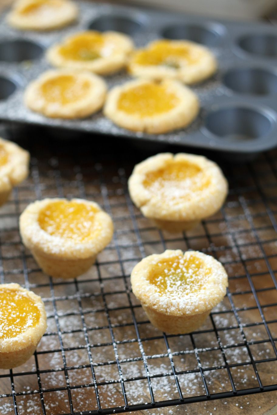 Lemon cup cookies yummy cookies lemon recipes lemon