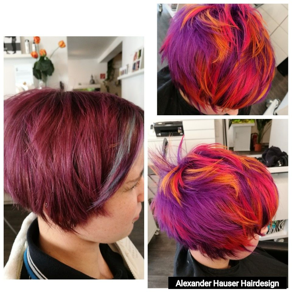 Color Hair Fun Haare Friseur Altstadt Dachau Salon Friseur