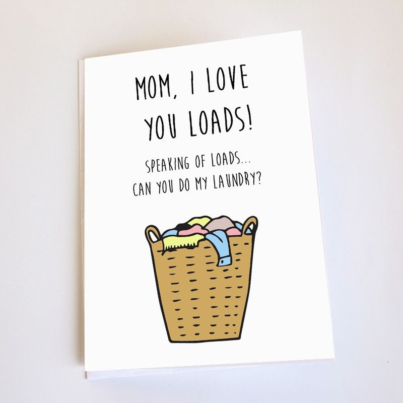 19 Hilarious Mothers Day Cards For Your Mom Cards Pinterest