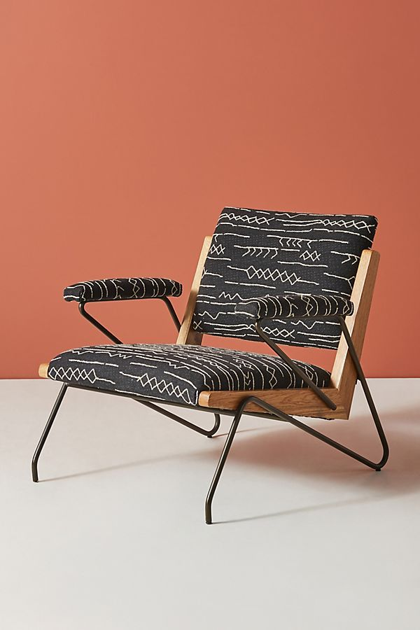 Best Marianne Accent Chair By Anthropologie In Black Size All 400 x 300