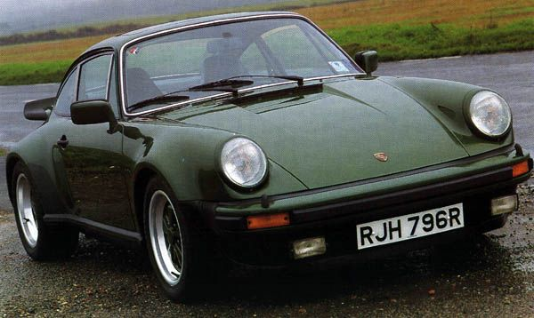 Image result for 911 turbo british racing green