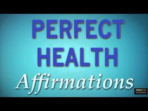Perfect Health ➤ Heal your body - Super-Charged Powerful