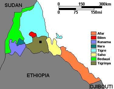 The languages of Eritrea I Sure Do Wish I Didnt Suck at