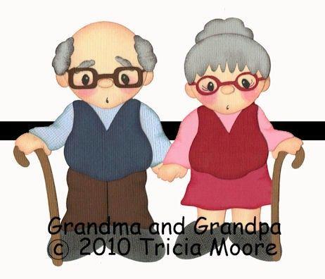Abuelitos Grandparents Day Activities Paper Piecing Scrapbooking Paper Piecing