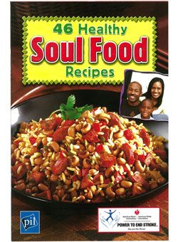 Power to end stroke cookbook 46 healthy soul food recipes go red power to end stroke cookbook 46 healthy soul food recipes forumfinder Gallery
