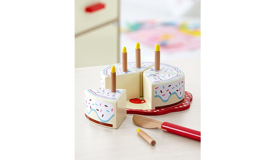 Character Birthday Cakes Asda ~ George home wooden birthday cake years george at asda