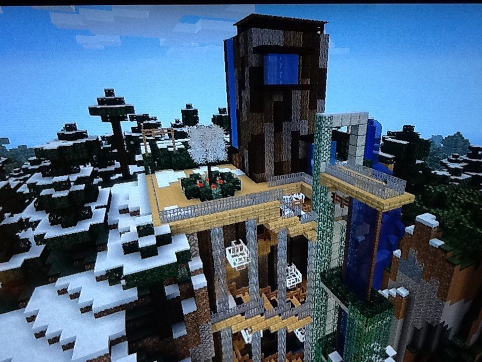 33 best This Modern MineCraft House images on Pinterest Modern