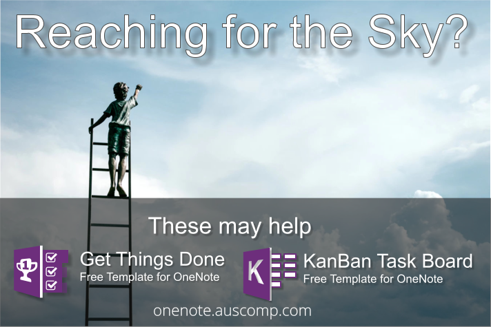 Reaching for the Sky? Use these free KanBan Task Board and