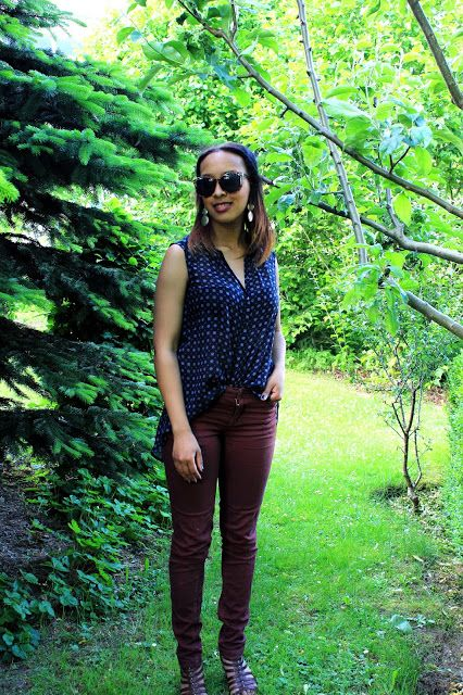 ROOTLESS TREE www.prizmahfashion.com #outfit #garden #nature #stuttgart #fashionblogger #prizmahfashion #germany #german