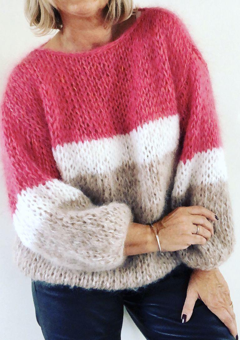 Дизайн уютного свитера