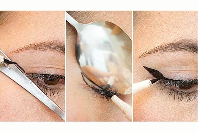 Bildergebnis für löffel schminken