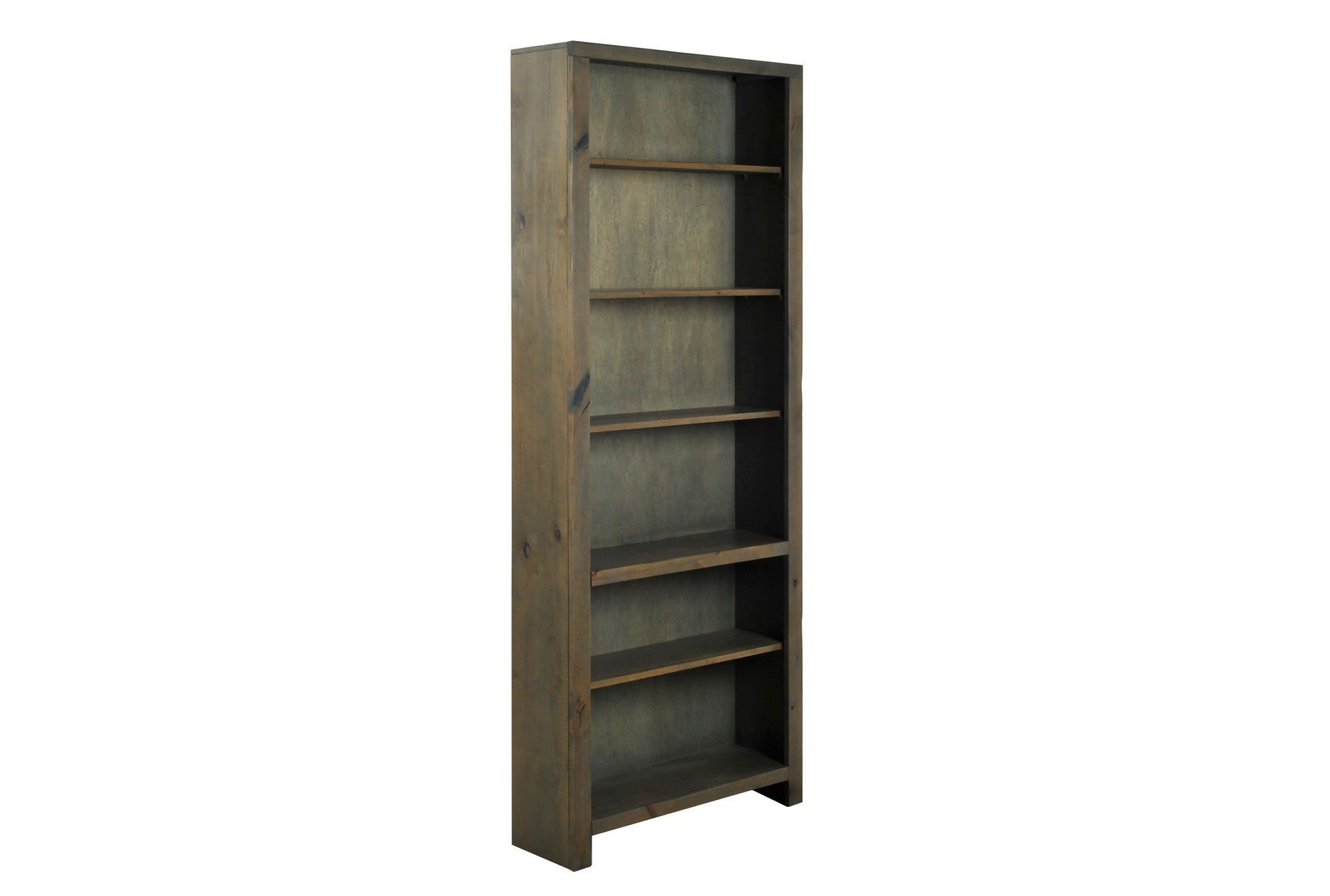 Ducar Ii 84 Inch Bookcase Bookcase Living Spaces Furniture