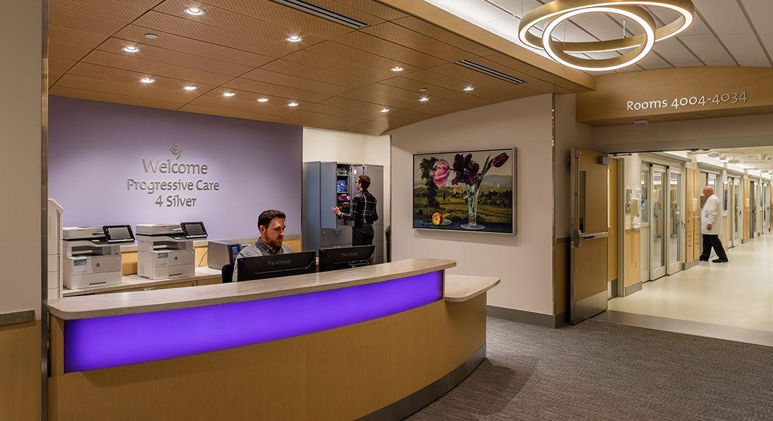 Evergreen hospital seattle wa western office