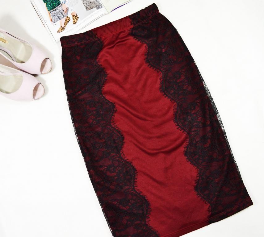 Nowa Olowkowa Spodnica Koronka Atmosphere R 34 3805875185 Oficjalne Archiwum Allegro Fashion Skirts