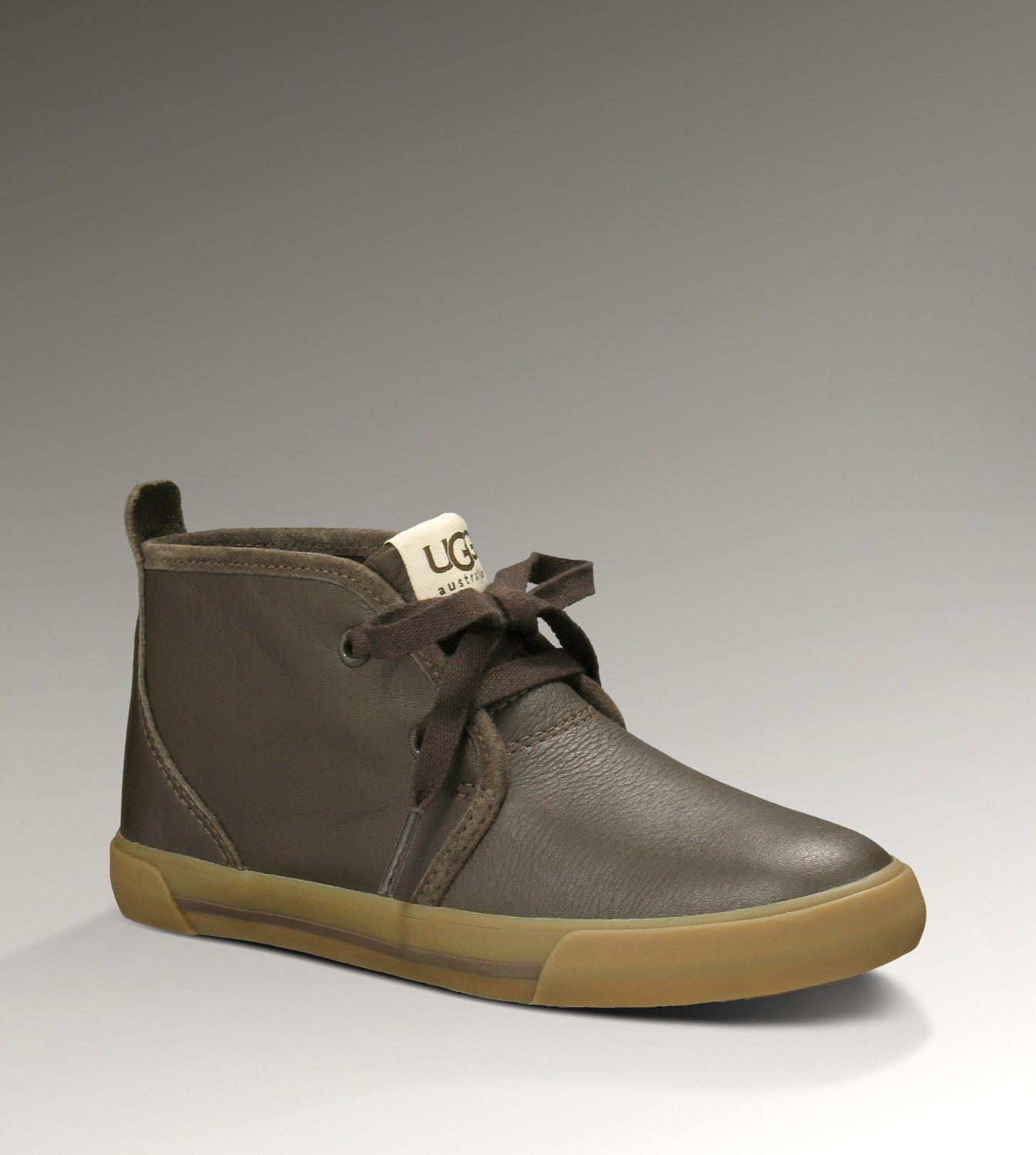 Infant/toddler boy (UGG® Brockman for Toddlers | Durable Leather Sneakers at UGGAustralia.com)