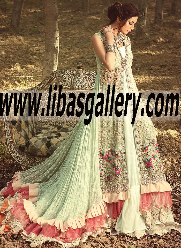 Outstanding Bridal Wear Spring 2015 Collection www.libasgallery.com ...