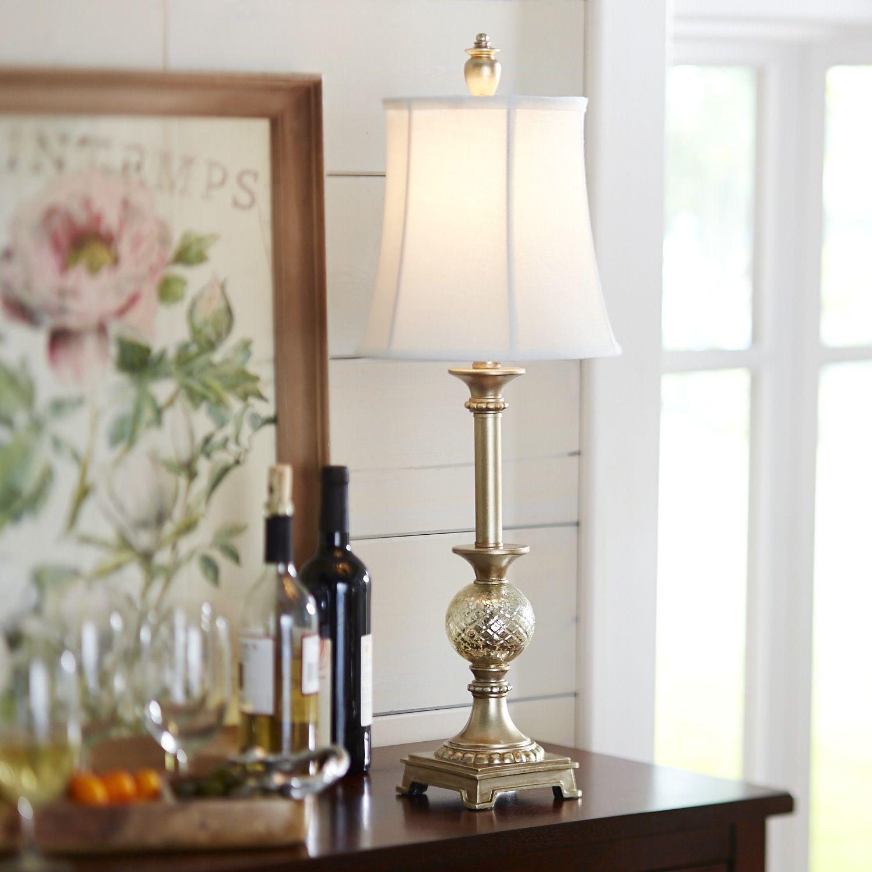 Shimmer Buffet Lamp | Pier 1 Imports