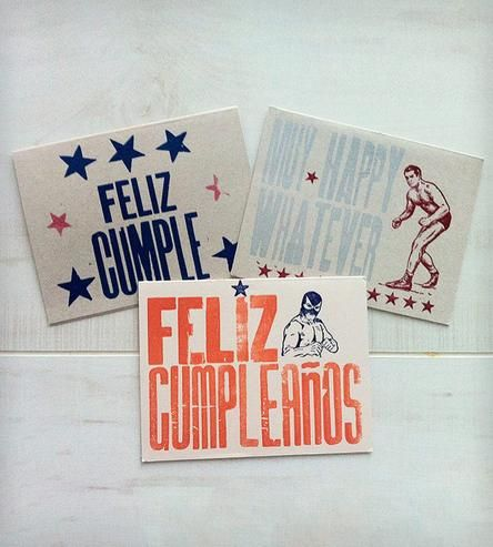Birthday Card Combo | Gifts Cards & Stationery | Viva Greetings | Scoutmob Shoppe | Product Detail