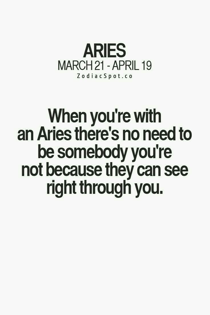 Aries people need excitement, they need to try new things and be out in the world doing something fun.