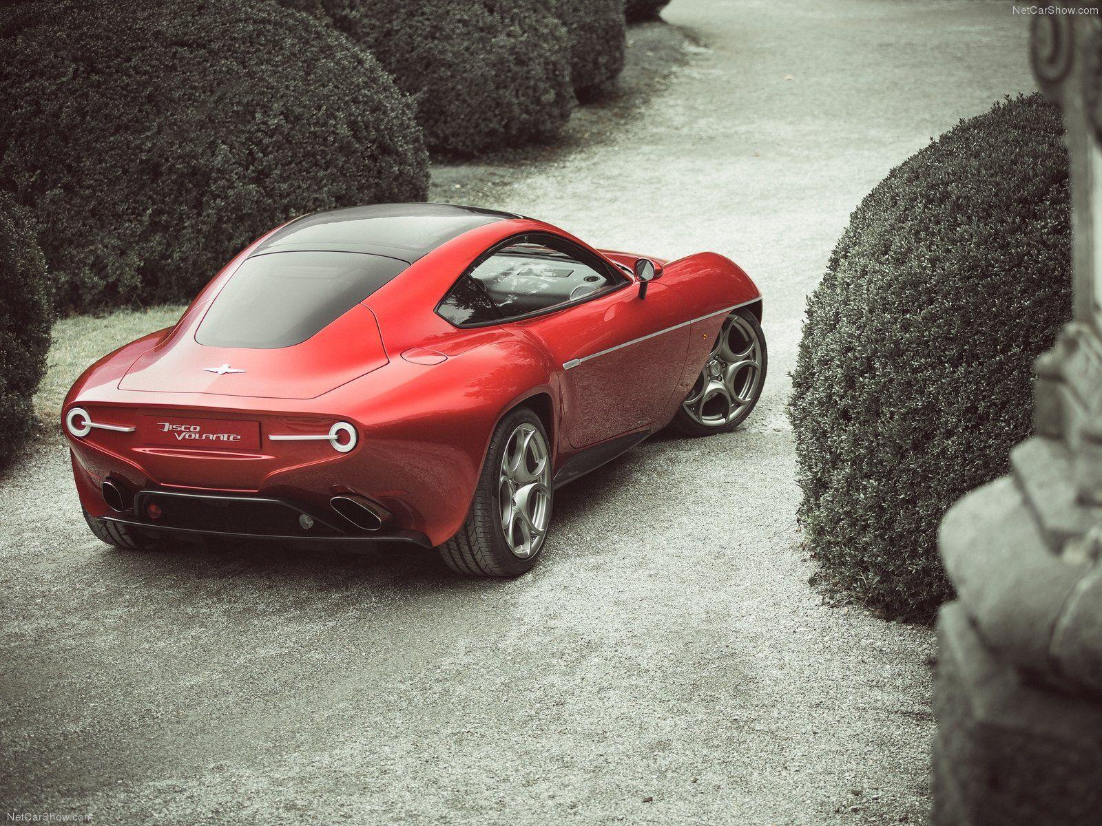 Afbeeldingsresultaat voor Alfa Romeo Disco Volante by Touring