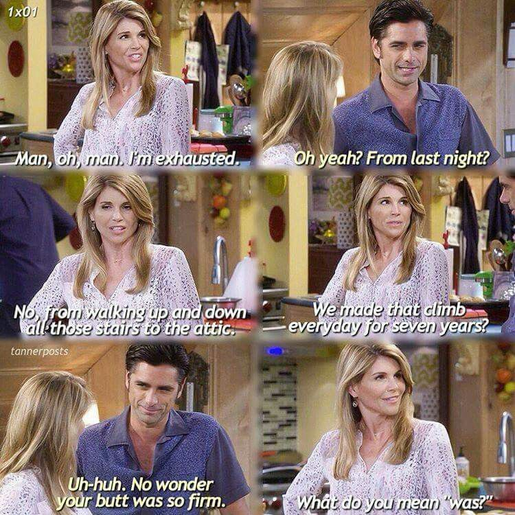 uncle jesse amp becky fuller house favorite tv shows and