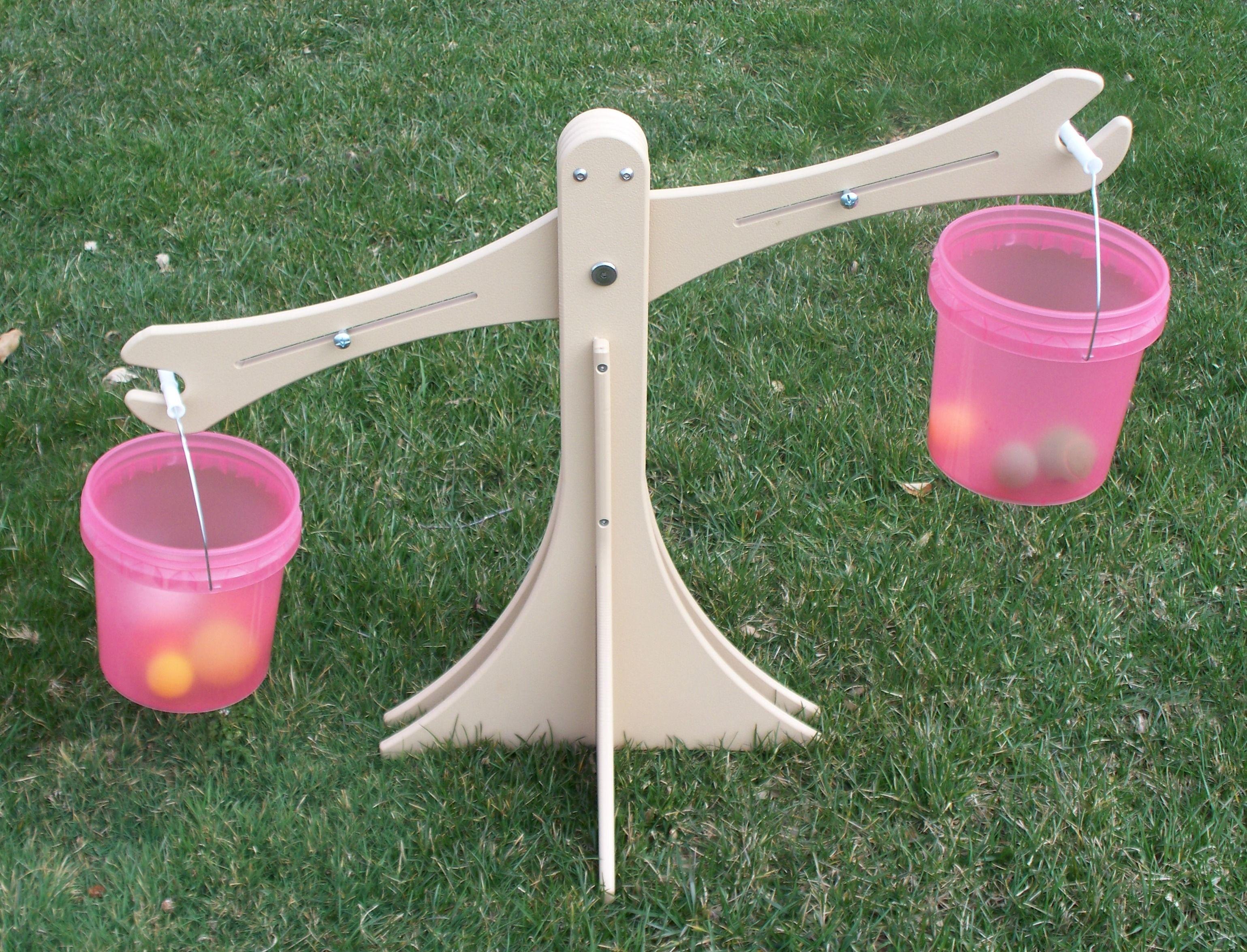 Scale Balance Large Preschool Playground Outdoor