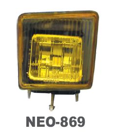 Auxiliary Lamp Assy L R 89 95 Suitable For Uno Restyle Available In Driving Beam Pattern Replaceable H3 12 Halogen Bulbs Beams Reflectors