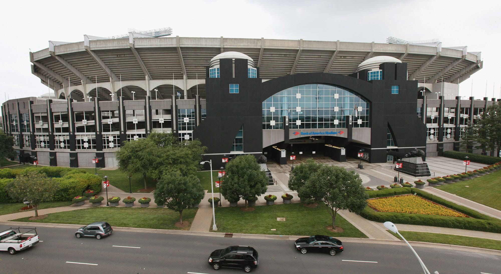 Bank of America Stadium Panthers