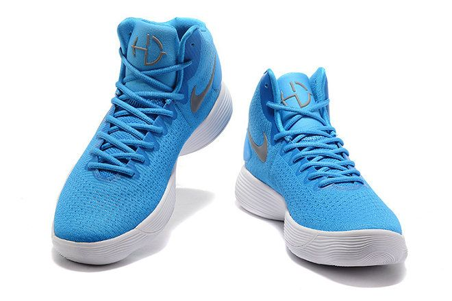 new concept 618fc 7e1a2 Free Shipping Only 69  Nike Hyperdunk 2017 High Basketball Shoes Still Blue