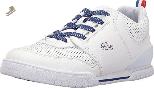 39179ca564be4 Lacoste Women's Indiana White Sneaker 10 M - Lacoste sneakers for ...