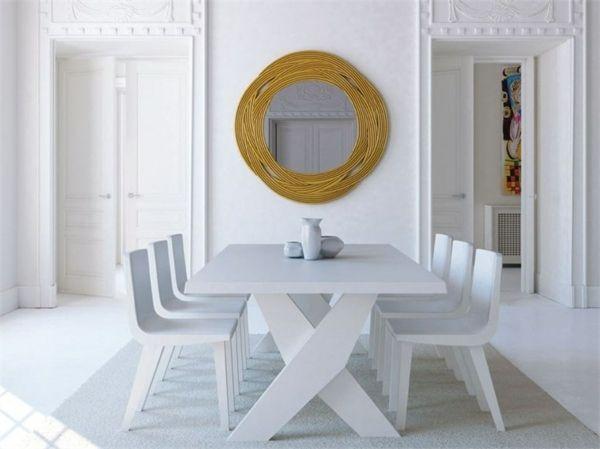 20 sélections de miroir de design chic contemporain