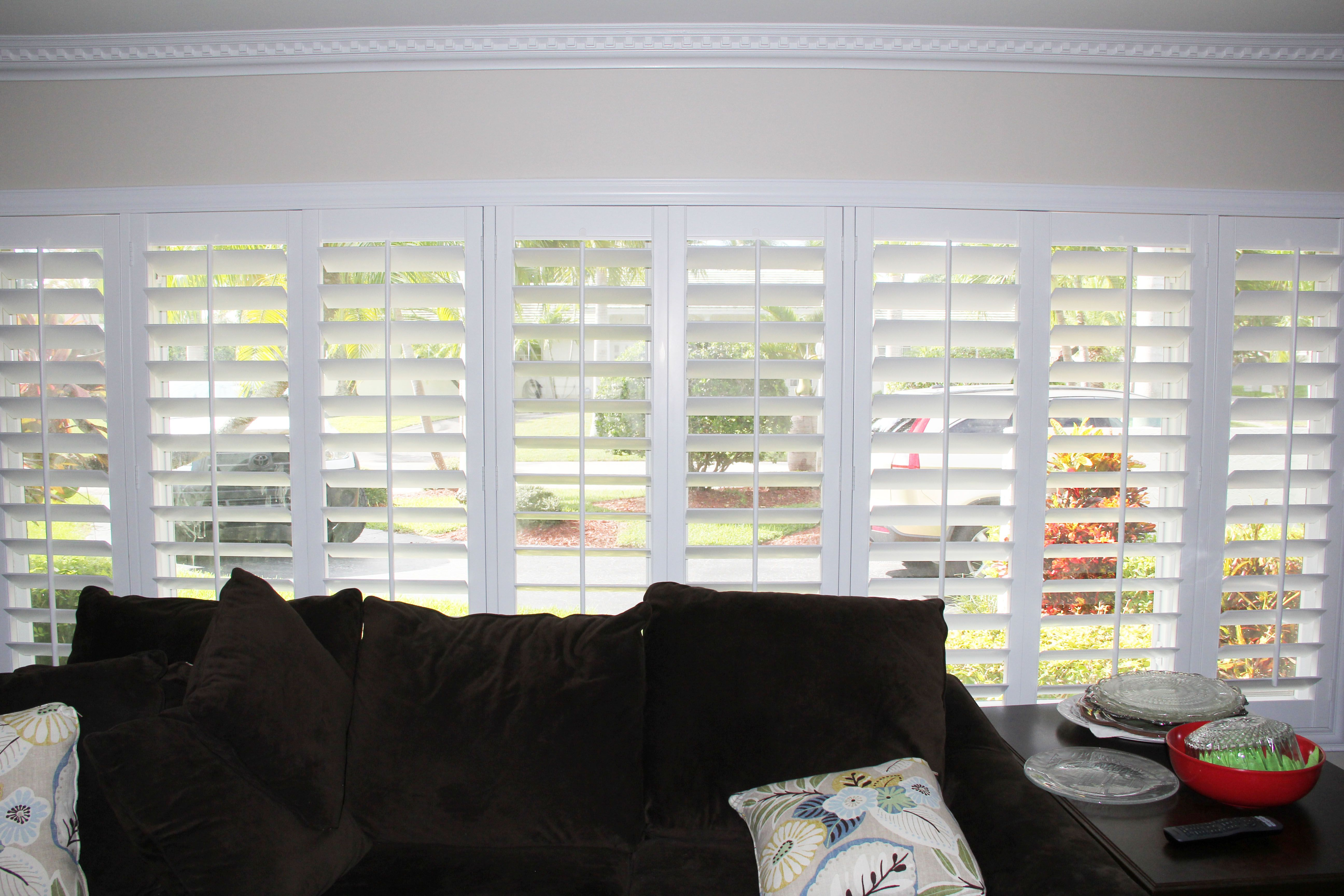 shutters tilt hidden bar treatments interior louver composite rod ford painted page portfolio window with wood
